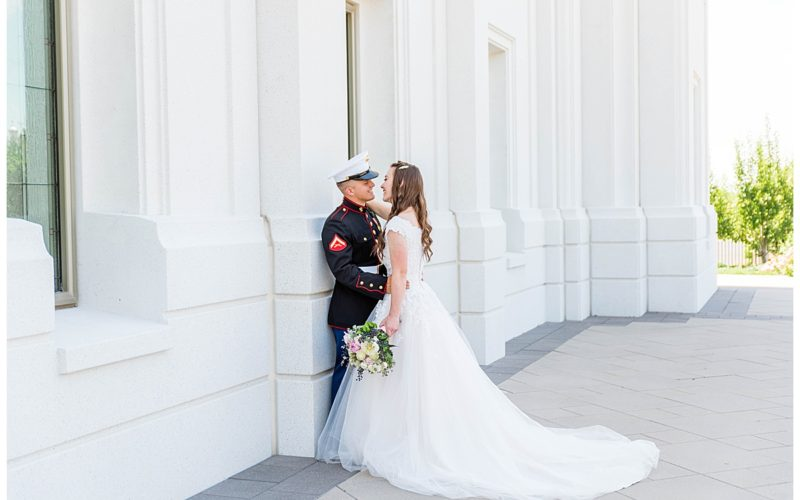Brigham City Utah Wedding Photographer